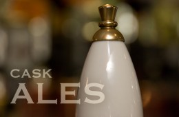 Cask Ales at The Blacksmiths Arms
