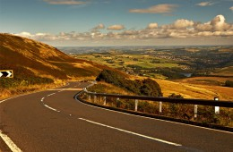 Holme Moss on Le Tour Yorkshire